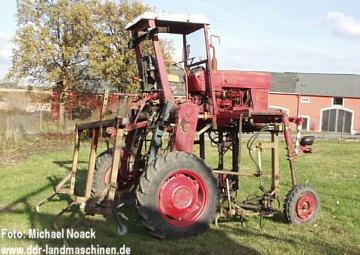 Polovni Traktor Univerzal Utb 445 http://www.ddr-landmaschinen.de